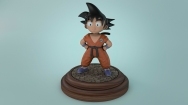Goku Texturas 4