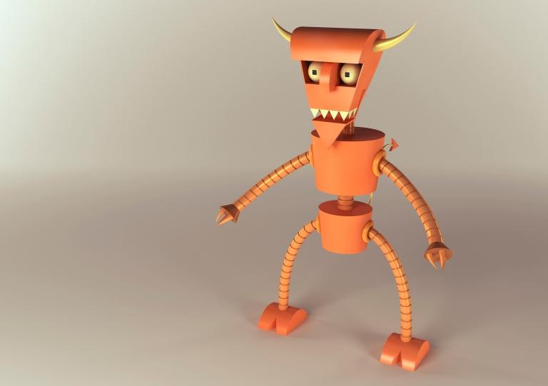 DIABLO ROBOT2